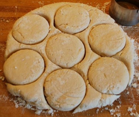 Biscuits - Cut