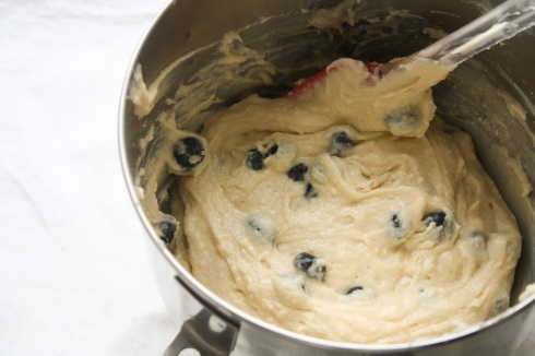 muffin dough